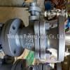 A216 WCB flange ball valve 150lb